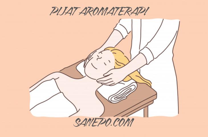 Pijat Aromaterapi Persalinan
