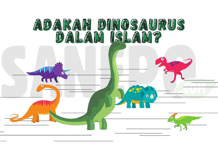 Dinosaurus dalam Islam