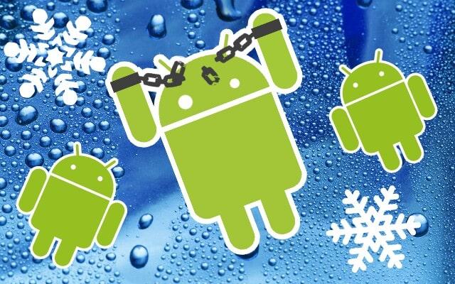Cara Freezeatau Bekukan Aplikasi Android