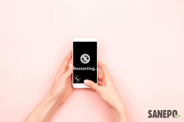 Memperbaiki Ponsel Android Sering Restart