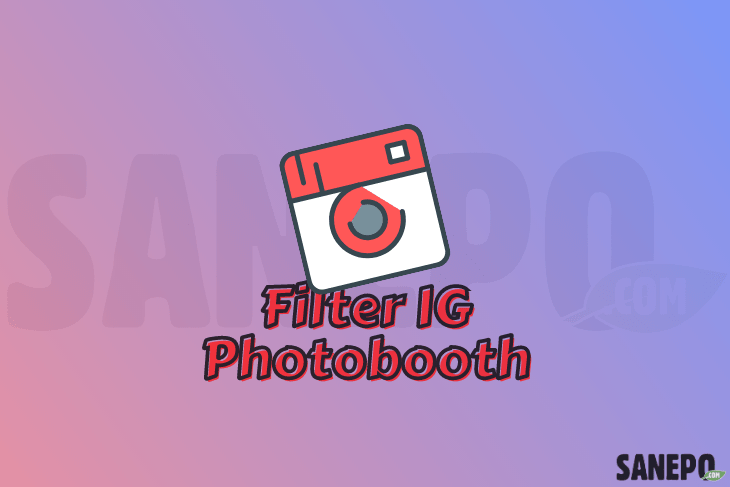 Filter IG Photobooth