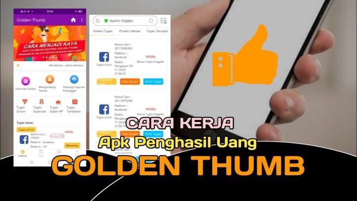 Golden Thumb APK