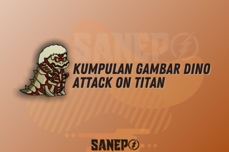 Kumpulan Gambar Dino Attack On Titan 1