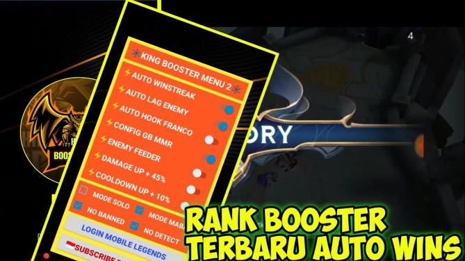 Rank Booster Mobile Legends APK MOD