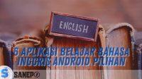 6 Aplikasi Belajar Bahasa Inggris Android Pilihan