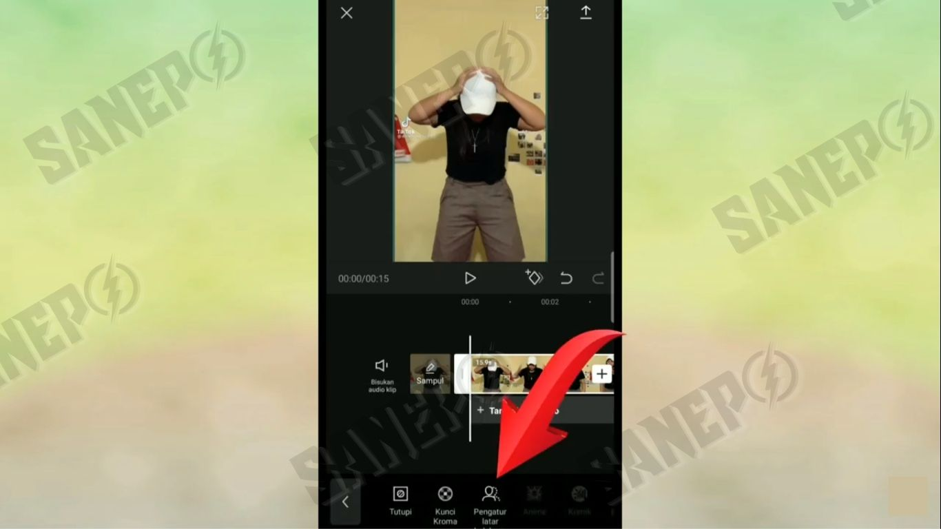 3 Cara Menghapus Background Video Pakai Capcut Praktis