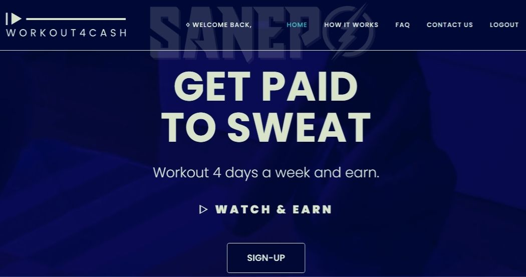 Cara menggunakan Workout4cash APK Aplikasi Penghasil Dollar Terbaru 2021