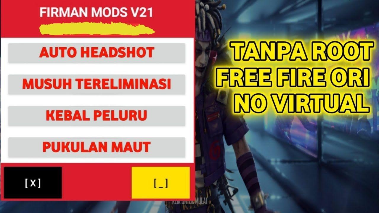 Cara Download Firman Mods APK FF