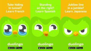 Deretan Aplikasi Belajar Bahasa Inggris Android Duolingo