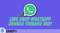 Link Grup WhatsApp Jomblo Terbaru 2021