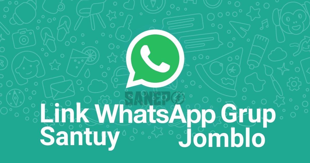 Link Grup WhatsApp Jomblo Keren