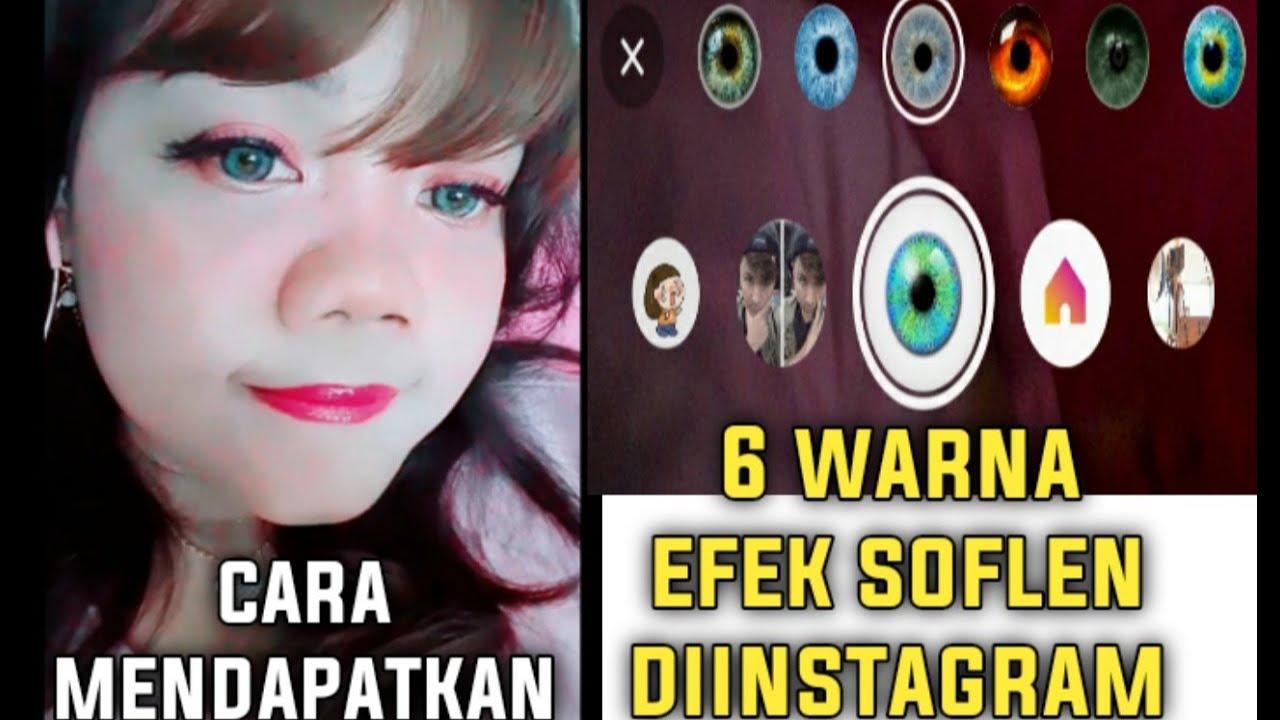 Nama Filter IG Lensa Mata