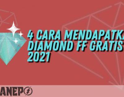 4 Cara Mendapatkan Diamond FF Gratis 2021
