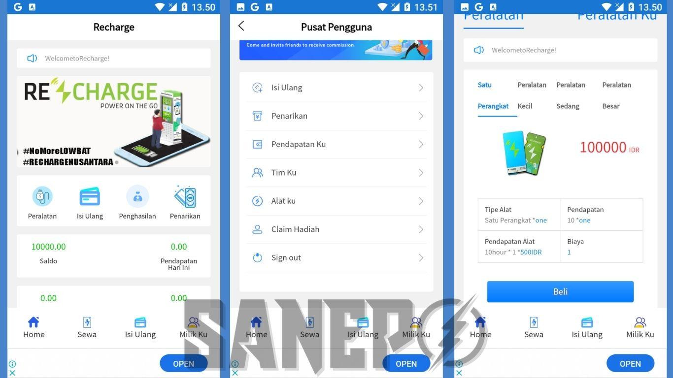 Cara Daftar dan Download Aplikasi SharedMP APK