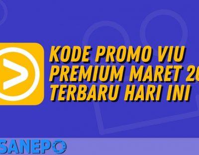 Kode Promo VIU Premium Maret 2021 Terbaru Hari Ini