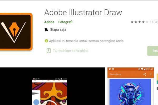 Aplikasi Desain Android Terbaik