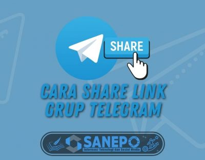 Cara Share Link Grup Telegram