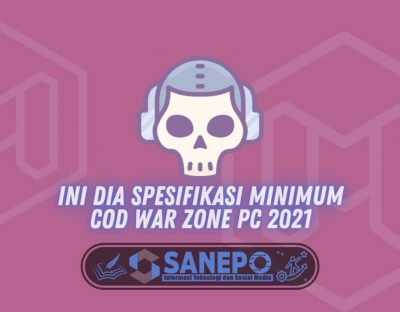 Ini Dia Spesifikasi Minimum COD War Zone PC 2021