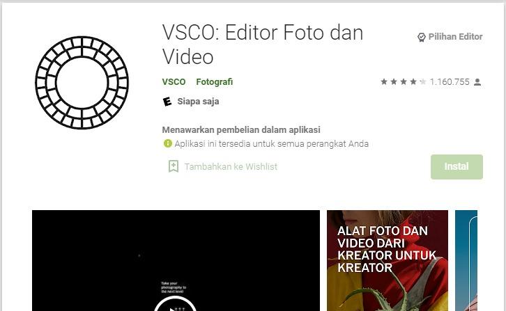 4 Rekomendasi Aplikasi Edit Foto Aesthetic Android 2021