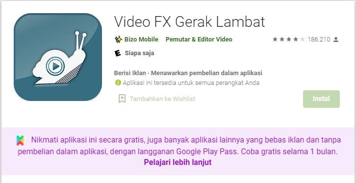4 Aplikasi Edit Video Slow Motion Android Terbaik, Wajib di Coba! 2021