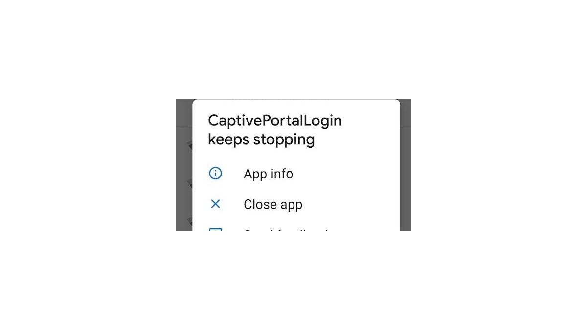 Cara Mengatasi Captive Portal Login Telah Berhenti