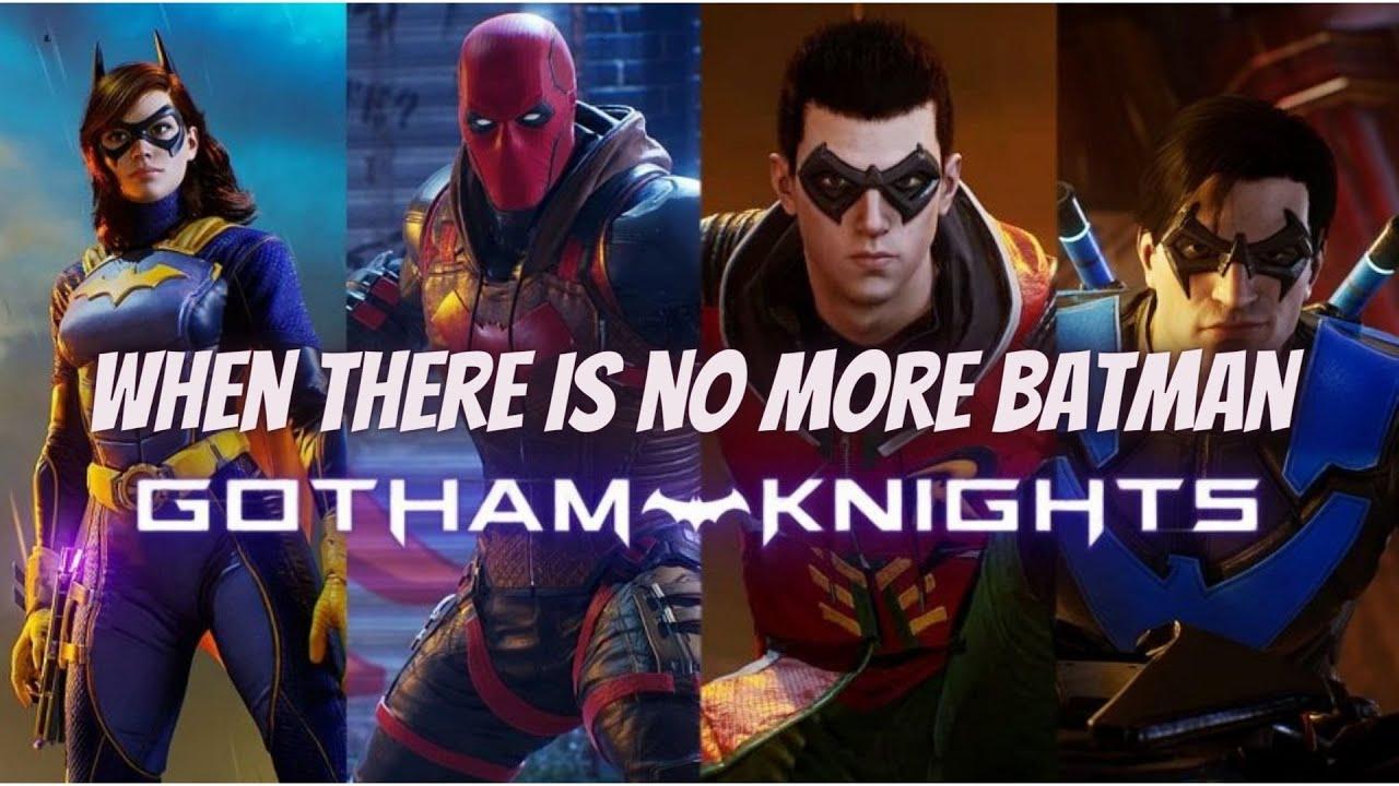 Sisi Terbaru dari Gotham Knights 2021