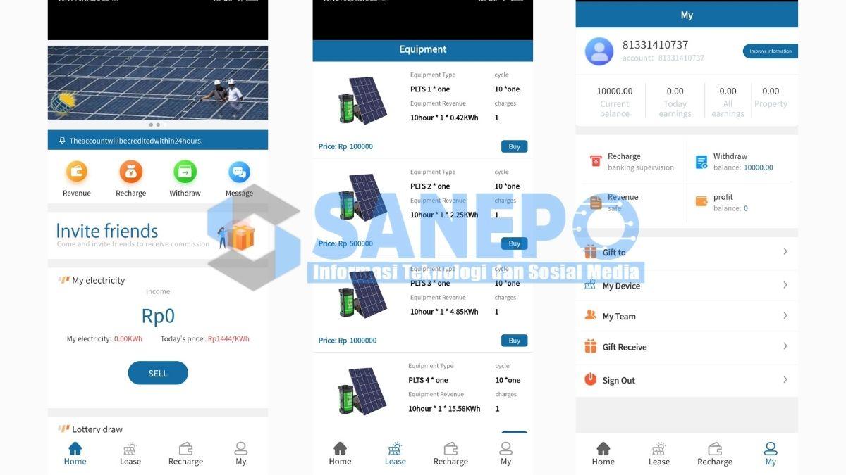 Cara Daftar dan Download Aplikasi PLTSI Apk