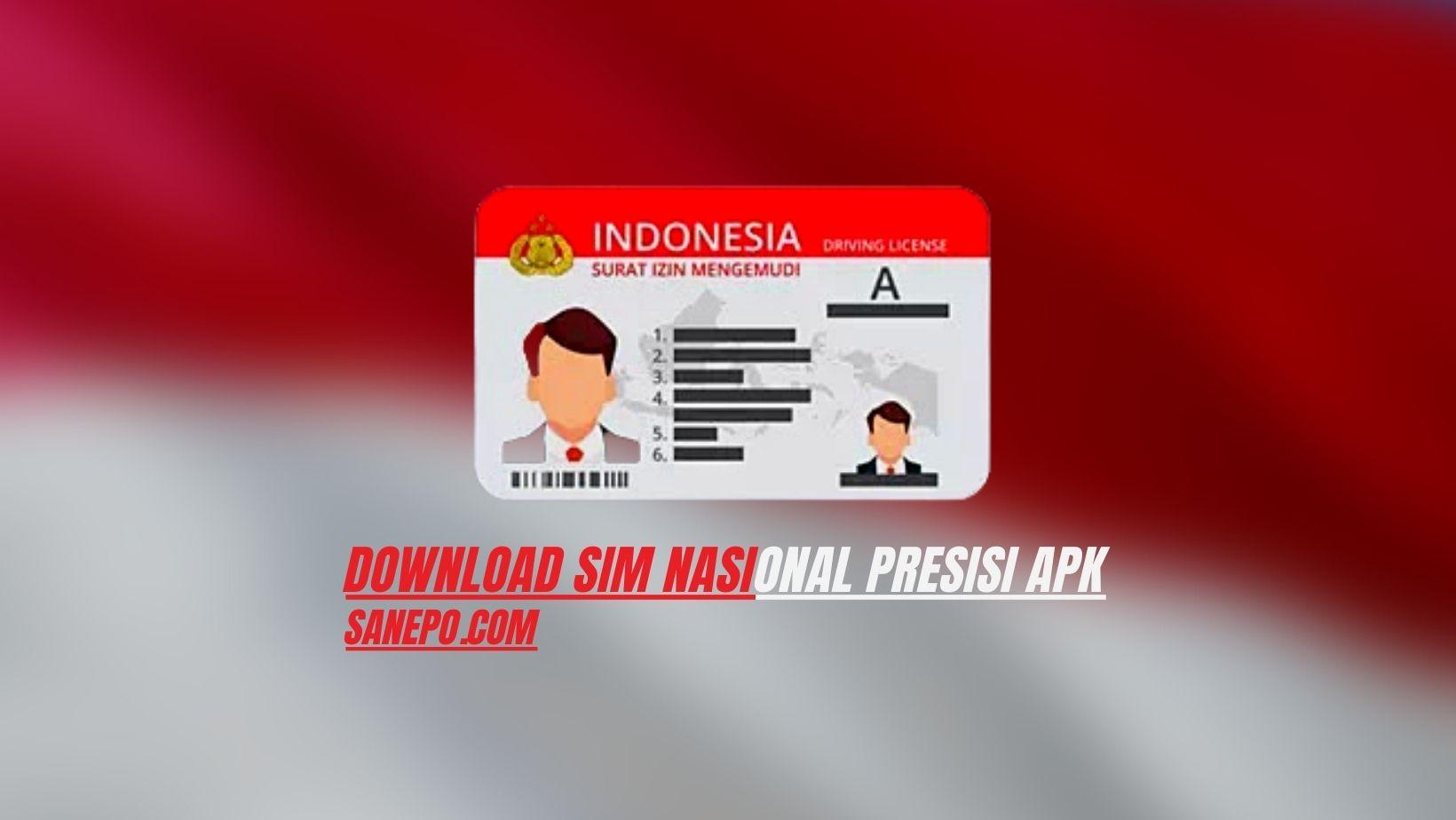 Download SIM Nasional Presisi Apk