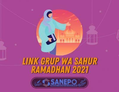 Link Grup WA Sahur Ramadhan 2021