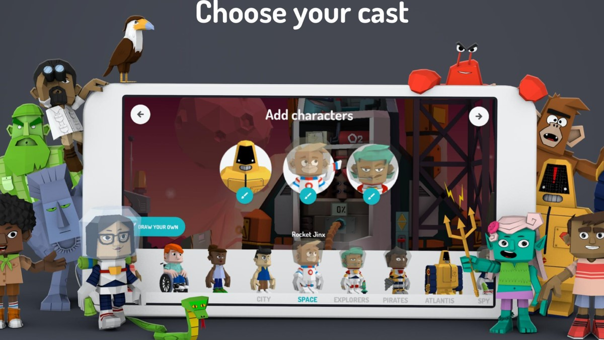 Aplikasi Pembuat Animasi Android