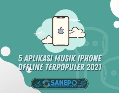 5 Aplikasi Musik iPhone Offline Terpopuler 2021