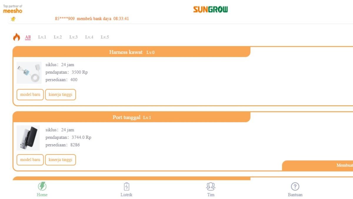 Cara Daftar dan Download Sungrow Energi Apk