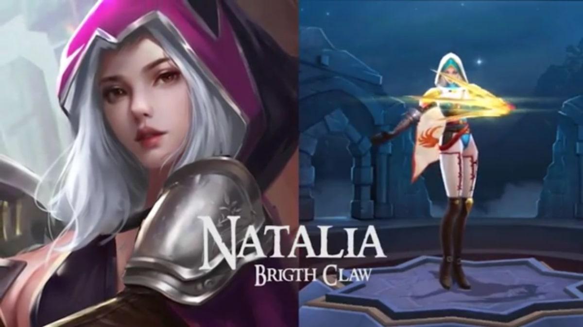 Hero Tercantik Mobile Legends Terbaru