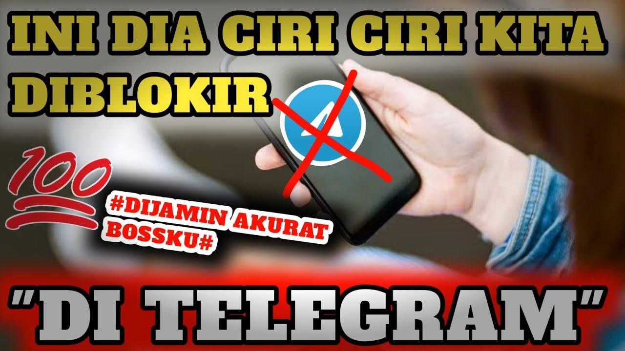 Ciri Ciri Telegram Diblokir Oleh Teman
