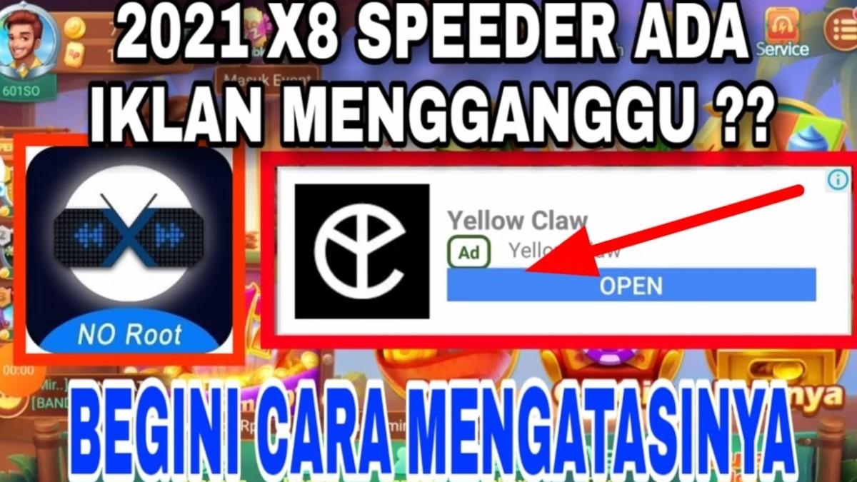Cara Download X8 Speeder Tanpa Iklan Apk