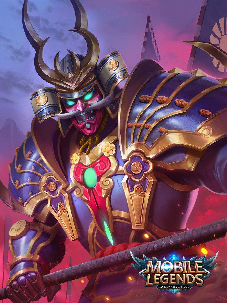 Gambar Mobile Legends Keren HD Wallpaper
