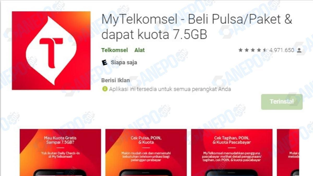 Cara Cek Paketan Telkomsel