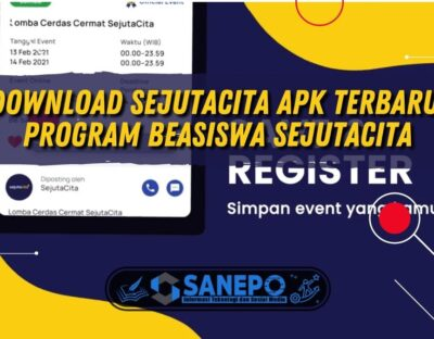 Download SejutaCita Apk Terbaru, Program Beasiswa SejutaCita