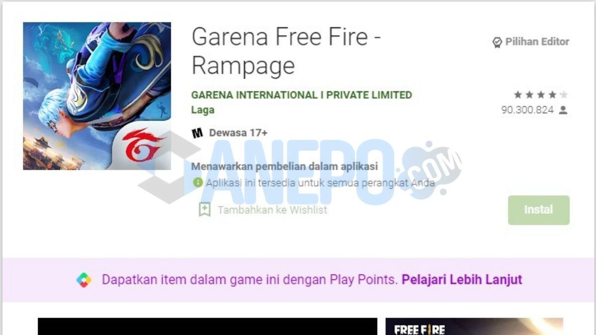 Game Online Penghasil Uang Tanpa Deposit Free Fire