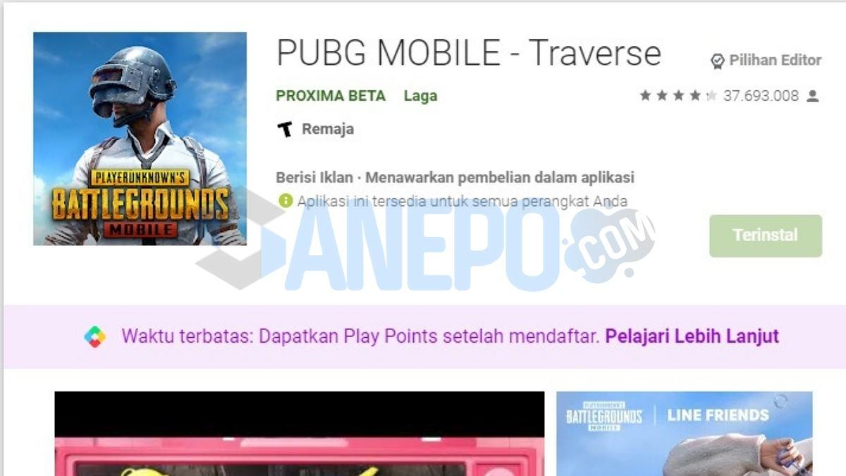 Game Online Penghasil Uang Tanpa Deposit PUBG Mobile