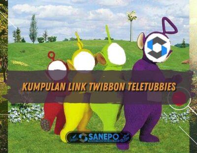 Kumpulan Link Twibbon Teletubbies, Bingkai yang Lucu Bisa Langsung Pasang Foto