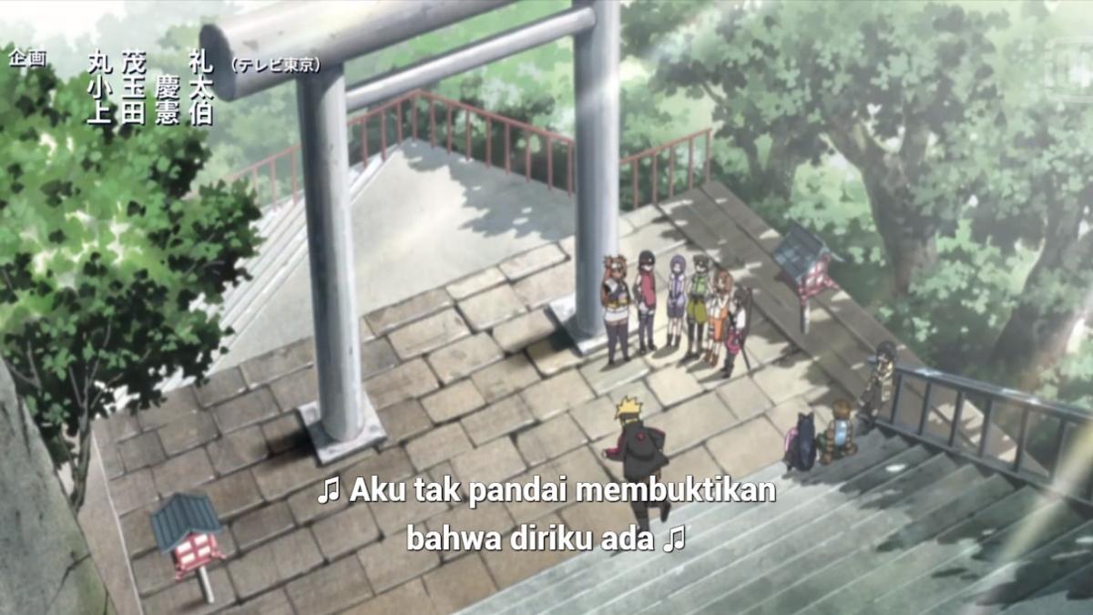 Link Nonton Boruto Episode 208 Subtitle Indonesia
