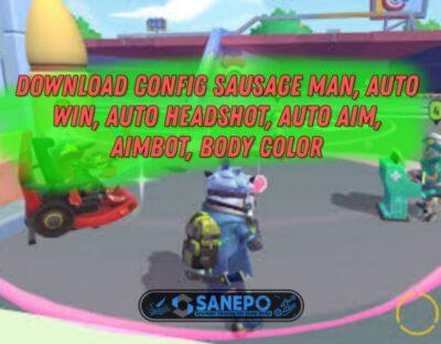 Download config sausage man terbaru