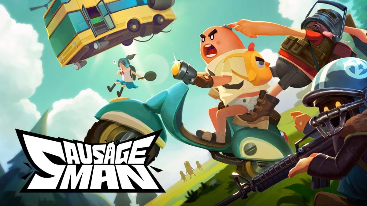 Cara Download Sausage Man Battle Royale Tapatap