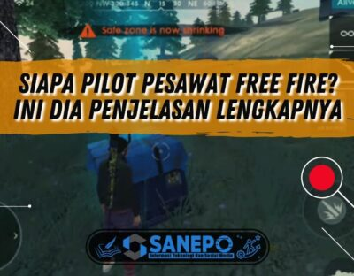 Siapa Pilot Pesawat Free Fire? Ini Dia Penjelasan Lengkapnya