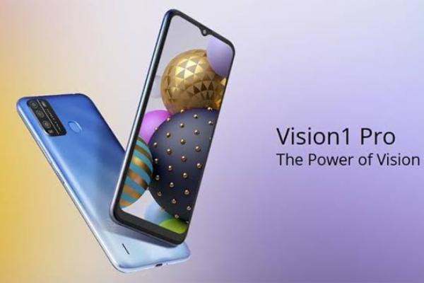 Hp Android Murah Dibawah 1 Juta Berkualitas Terbaru 2021 itel vision 1 pro