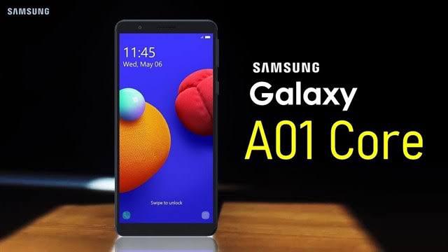 Hp Android Murah Dibawah 1 Juta Berkualitas Terbaru 2021 samsung galaksi A01 core