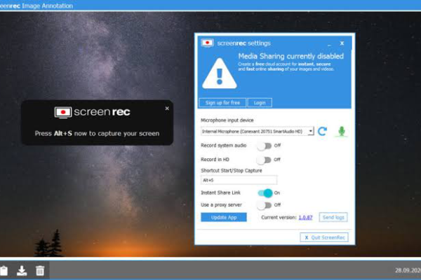 Aplikasi Perekam Layar Laptop Gratis Perangkat Lunak Paling Bagus
