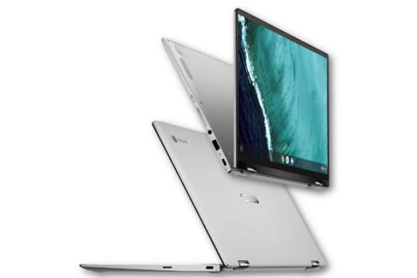 Laptop Editing Video 5 Jutaan Terbaik Dan Berkualitas - ASUS Chromebook Flip C434 Laptop 2 in 1