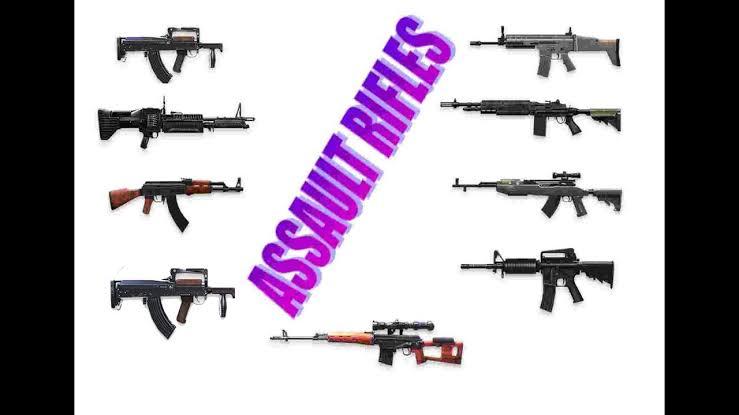 Apa Itu Assault Rifle FF